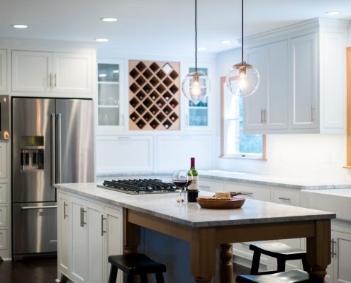 inset kitchen cabinetry