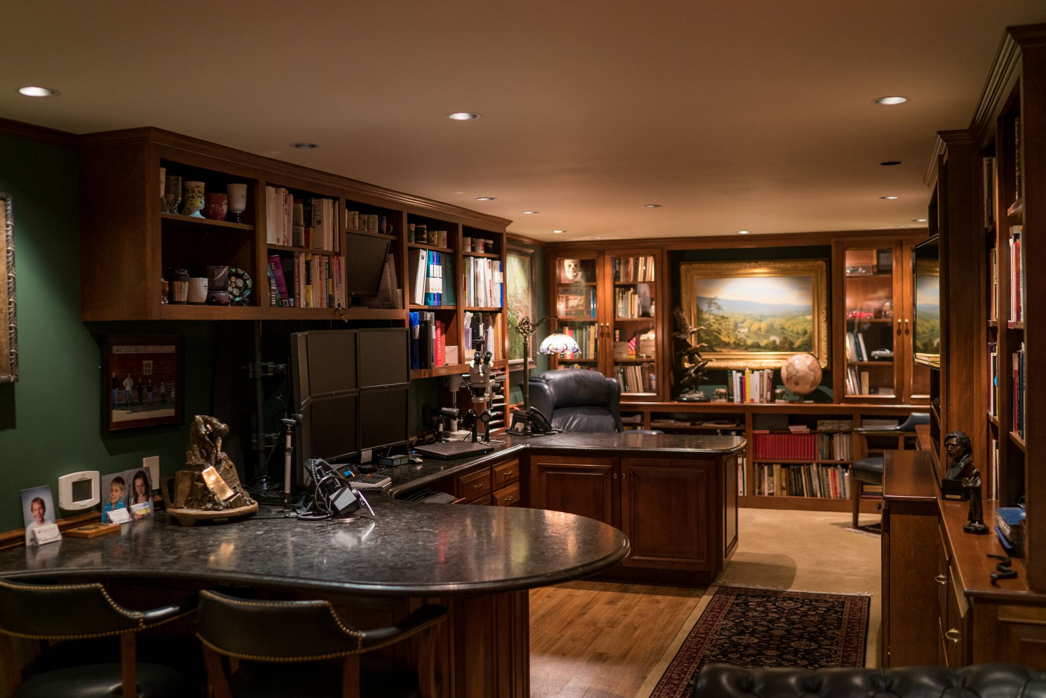 building a home office. Define Your Space With A Custom Home Office. Building Office D