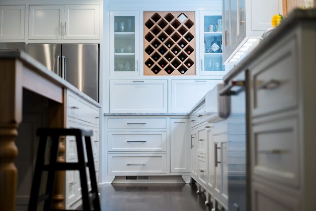custom cabinetry kitchen remodel
